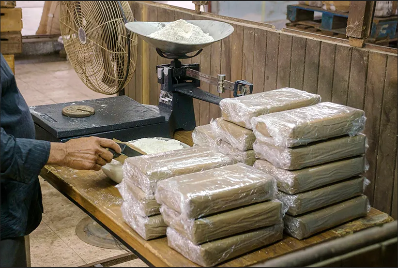 What lockdown? It's business as usual for drug traffickers