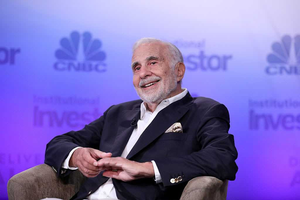 Carl Icahn, who's made a large bulk of his fortune in energy, has a new play in the industry