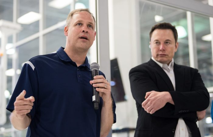 Investment in SpaceX have been 'very beneficial'